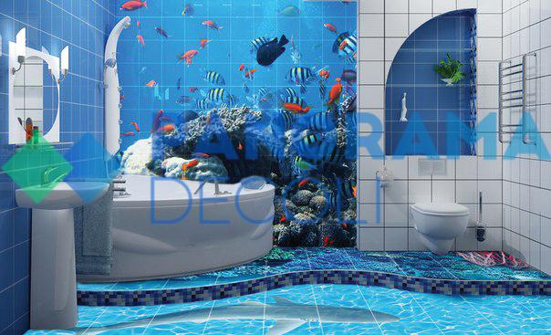 панно в ванную